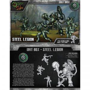 Wyrd The Other Side  Abyssinia Steel Legion - WYR40153 - 812152030190