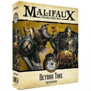 Wyrd Malifaux  Outcasts Beyond Time - WYR23514 - 812152032590