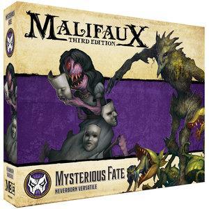 Wyrd Malifaux  Neverborn Mysterious Fate - WYR23425 - 812152030855