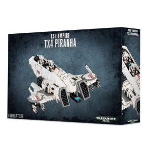 Games Workshop Warhammer 40,000  T'au Empire T'au TX4 Piranha - 99120113042 - 5011921064991
