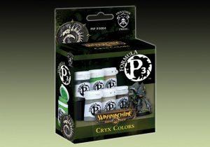 Privateer Press   Paint Sets P3 Paint Set: Cryx - PIP93004 - 875582003424