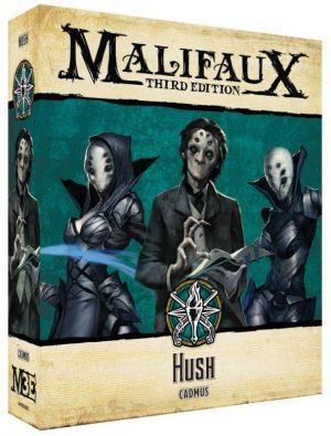 Wyrd Malifaux  The Explorer's Society Explorer's Society Hush - WYR23821 -