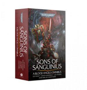 Games Workshop   Warhammer 40000 Books Sons of Sanguinius: A Blood Angels Omnibus - 60100181767 - 9781800260030