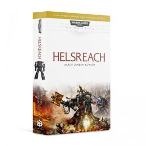 Games Workshop (Direct)   Warhammer 40000 Books Hellsreach (softback) (Readers Choice 2020) - 60100181742 - 9781789993486