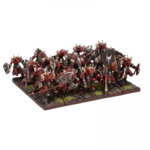 Mantic Kings of War  Forces of the Abyss Forces of the Abyss Army - MGKWA108 - 5060469661339