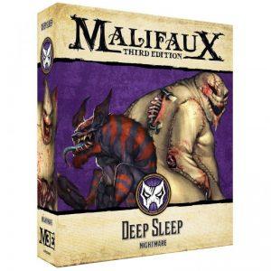 Wyrd Malifaux  Neverborn Deep Sleep - WYR23402 - 812152031180