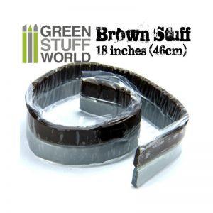 Green Stuff World   Modelling Putty & Green Stuff Brown Stuff Tape 18 inches - 8436554367245ES - 8436554367245