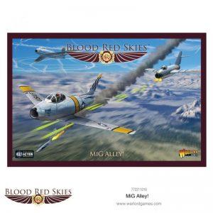 Warlord Games Blood Red Skies  Blood Red Skies Blood Red Skies: MiG Alley! - 772211016 - 5060572503670