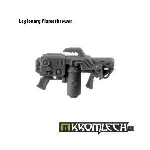 Kromlech   Legionary Conversion Parts Legionary Flamethrower (5) - KRCB120 - 5902216112643