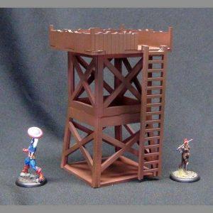 TTCombat   Wild West Scenics (28-32mm) Watchtower - WWS035 -