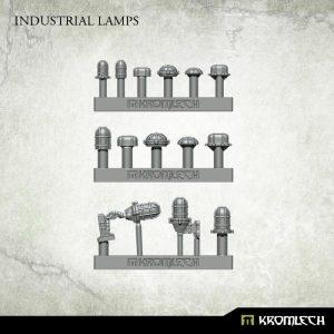 Kromlech   Misc / Weapons Conversion Parts Industrial Lamps (14) - KRBK018 - 5902216116832