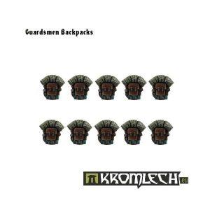 Kromlech   Imperial Guard Conversion Parts Guardsmen Backpacks (10) - KRCB021 - 5902216110199