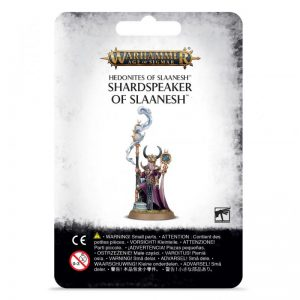 Games Workshop Age of Sigmar  Hedonites of Slaanesh Shardspeaker of Slaanesh - 99070201025 - 5011921128143