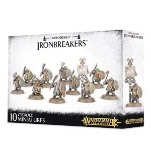 Games Workshop (Direct) Age of Sigmar  Age of Sigmar Direct Orders Dispossessed Ironbreakers / Irondrakes - 99120205026 - 5011921083251
