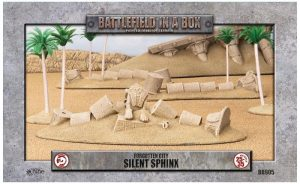Gale Force Nine   Battlefield in a Box Forgotten City - Silent Sphinx - BB905 - 9420020219731