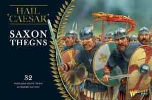 Warlord Games Hail Caesar  SALE! Saxon Thegns - 102013002 - 5060393704959