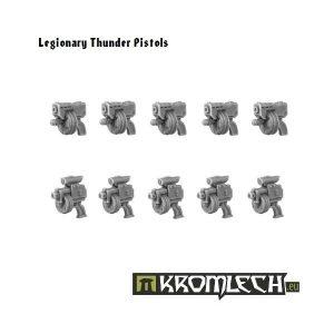 Kromlech   Legionary Conversion Parts Legionary Thunder Pistols (10) - KRCB116 - 5902216112445