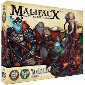 Wyrd Malifaux  Resurrectionists Yan Lo Core Box - WYR23710 - 812152032729