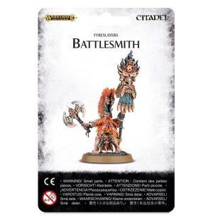 Games Workshop (Direct) Age of Sigmar  Fyreslayers Fyreslayers Battlesmith - 99070205006 - 5011921067602