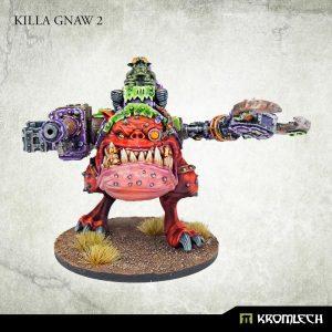 Kromlech   Orc Model Kits Killa Gnaw 2 (1) - KRM155 - 5908291070793