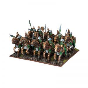 Mantic Kings of War  Elf Armies Stormwind Cavalry Regiment - MGKWE25-1 - 5060208865653