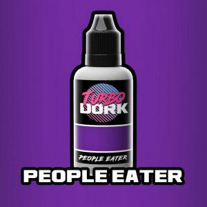 Turbo Dork   Turbo Dork People Eater Metallic Acrylic Paint 20ml Bottle - TDPPEMTA20 - 631145994475