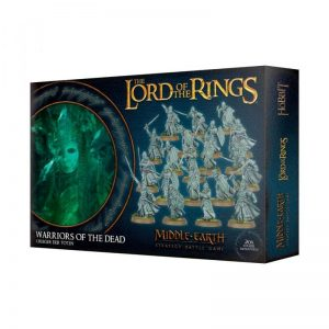 Games Workshop (Direct) Middle-earth Strategy Battle Game  Good - Lord of the Rings Lord of The Rings: Warriors of The Dead - 99121466011 - 5011921109258