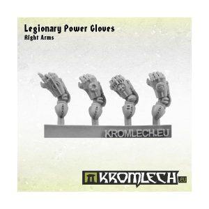 Kromlech   Legionary Conversion Parts Legionary Power Gloves right (4) - KRCB131 - 5902216112896