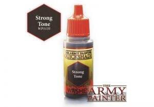 The Army Painter   Warpaint Warpaint - Quickshade Strong Tone - APWP1135 - 2561135111118