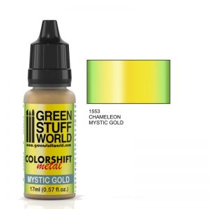 Green Stuff World   Chameleon Paints Chameleon MYSTIC GOLD - 8436554369522ES - 8436554369522