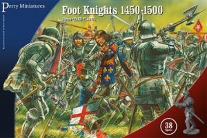 Perry Miniatures   Perry Miniatures Foot Knights 1450-1500. - WR50 - WR50