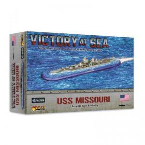 Warlord Games Victory at Sea  Victory at Sea Victory at Sea: USS Missouri - 742412050 - 5060572506442