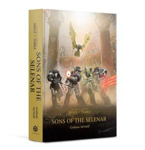 Games Workshop   The Horus Heresy Books Horus Heresy: Sons of the Selenar (hardback) - 60040181736 - 9781789991024