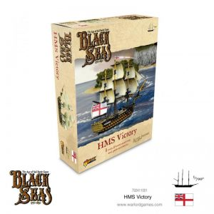 Warlord Games Black Seas  Black Seas Black Seas: HMS Victory - 792411001 - 5060572505391