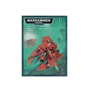 Games Workshop (Direct) Warhammer 40,000  Craftworlds Eldar Craftworlds Eldar Fire Prism - 99120104029 - 5011921018864
