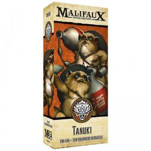 Wyrd Malifaux  Ten Thunders Tanuki - WYR23731 - 812152031470