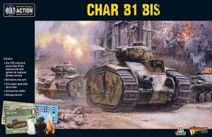 Warlord Games Bolt Action  Germany (BA) Char B1 bis - 402015502 - 5060393708513