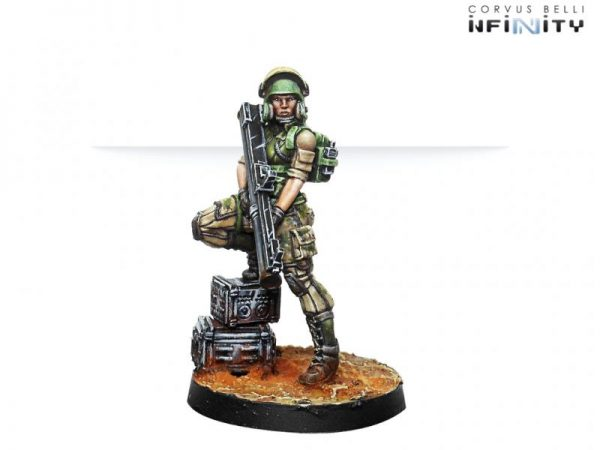 Corvus Belli Infinity  Ariadna Dire Foes Mission Pack 7: Candy Cloud - 280018-0709 - 2800180007091