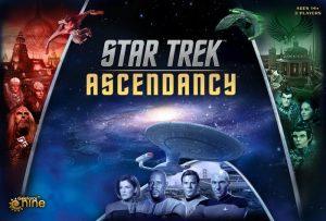 Gale Force Nine Star Trek: Ascendancy  Star Trek Ascendancy Star Trek Ascendancy - ST001 - 9781940825915