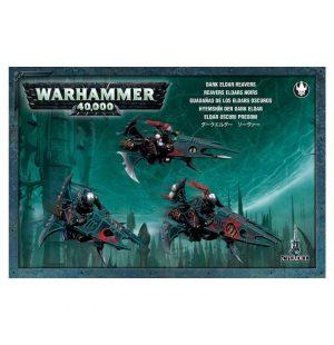 Games Workshop (Direct) Warhammer 40,000  Drukhari Drukhari Reavers - 99120112010 - 5011921020256