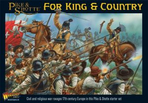 Warlord Games Pike & Shotte  SALE! Pike & Shotte: For King & Country - WGP-START-01 - 5060200844380