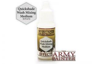 The Army Painter   Warpaint Warpaint - Quickshade Wash Mixing Medium - APWP1474 - 5713799147409
