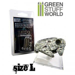 Green Stuff World   Magnets Rotation Magnets - Size L - 8436554367764ES - 8436554367764