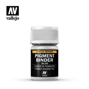 Vallejo   Pigments Pigment Binder - VAL26233 - 8429551262330