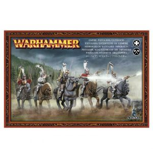 Games Workshop (Direct) Age of Sigmar  Age of Sigmar Direct Orders Freeguild Pistoliers / Outriders - 99120202019 - 5011921907236
