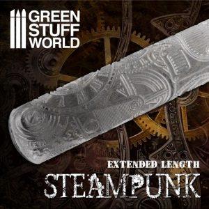 Green Stuff World   Rolling Pins Rolling Pin STEAMPUNK - 8436574505498ES - 8436574505498
