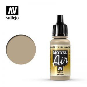 Vallejo   Model Air Model Air: Sand Beige - VAL71244 - 8429551712446