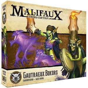 Wyrd Malifaux  Bayou Gautraeux Bokor - WYR23628 - 812152031708
