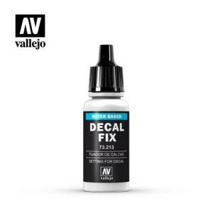 Vallejo   Vallejo Extras Vallejo Decal Fix - VAL73213 - 8429551732130