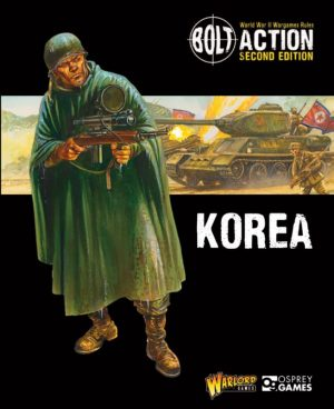 Warlord Games Bolt Action  Bolt Action Books & Accessories Bolt Action: Korea supplement - 409910047 - 9781472836670